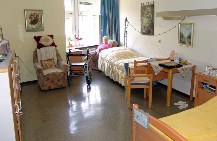 Bildergalerie und videos gemeindediakonie for Zimmer 7 mannheim