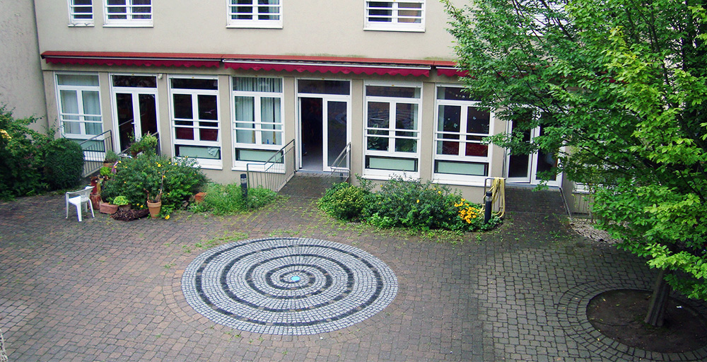 Außenansicht Tagesförderzentrum Neckarau