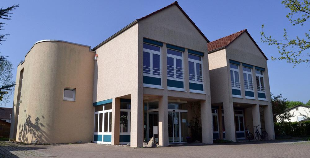 Außenansicht Tagesförderzentrum Weinheim